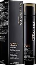 Düfte, Parfümerie und Kosmetik Pflegendes Nachtserum für das Haar mit Kamelienöl - Shu Uemura Art Of Hair Essence Absolue Overnight Serum