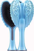 Düfte, Parfümerie und Kosmetik Entwirrbürste blau - Tangle Angel 2.0 Detangling Brush Matt Satin Blue/Grey