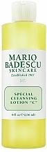 Düfte, Parfümerie und Kosmetik Reinigungslotion für das Gesicht mit Vitamin C - Mario Badescu Special Cleansing Lotion 'C'