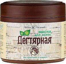 Düfte, Parfümerie und Kosmetik Haarmaske mit Birkenteer - Neva Kosmetik