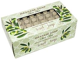 Düfte, Parfümerie und Kosmetik Massage-Peelingseife Olive - Gori 1919 Massage Scrub Soap Olive