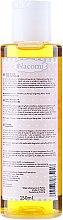 Massageöl für den Körper mit Heidelbeere - Nacomi Natural Body Oil Borowka — Bild N2