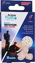 Düfte, Parfümerie und Kosmetik Pflaster für Reisen - Ntrade Active Plast First Aid Travel Patches