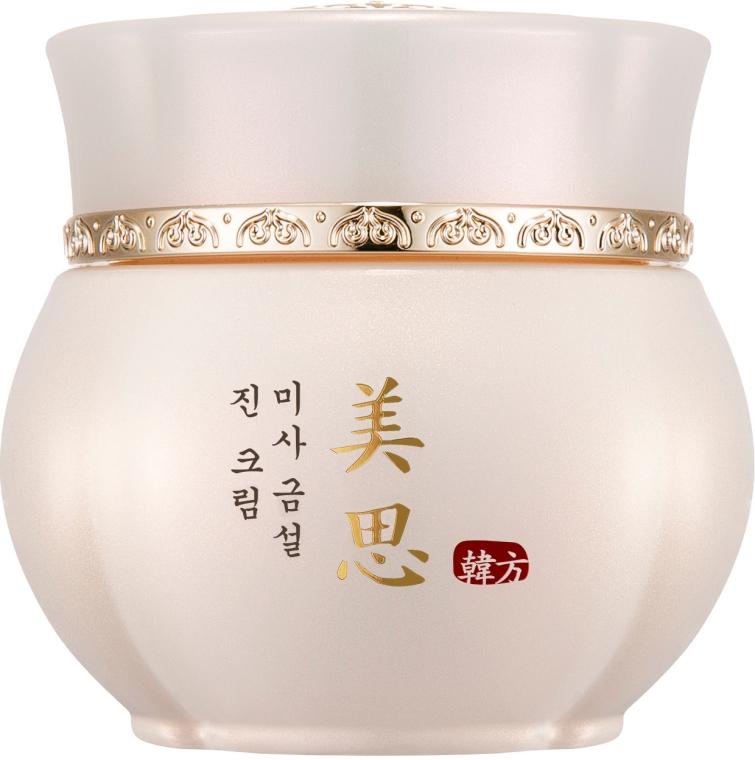 Verjüngende, aufhellende und straffende Gesichtscreme mit Gold und Ginseng - Missha Misa Geum Sul Rejuvenating Cream — Bild N1