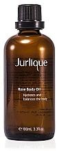 Düfte, Parfümerie und Kosmetik Feuchtigkeitsspendendes und ausgleichendes Körperöl mit Rosenextrakt - Jurlique Rose Body Oil