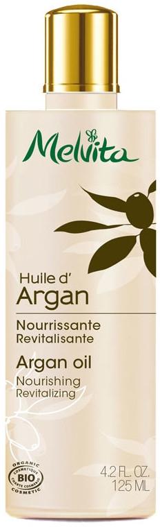 Revitalisierendes und pflegendes Bio Arganöl für Körper und Haar - Melvita Organic Argan Oil — Bild N1