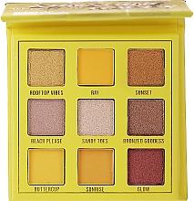 Düfte, Parfümerie und Kosmetik Lidschattenpalette 9 Farben - Makeup Obsession Shadow Palette