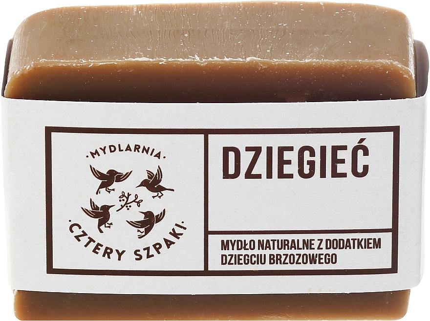 Teerseife - Cztery Szpaki Soap — Bild N1