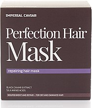 Düfte, Parfümerie und Kosmetik Regenerierende Haarmaske - Natura Siberica Fresh Spa Imperial Caviar Perfection Hair Mask