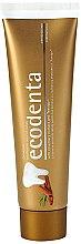 Düfte, Parfümerie und Kosmetik Anti-Karies Zahnpasta mit Rosmarinextrakt - Ecodenta Cinnamon Toothpaste Against Caries