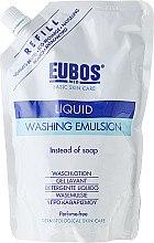 Düfte, Parfümerie und Kosmetik Waschlotion - Eubos Med Basic Skin Care Liquid Washing Emulsion (Doypack)