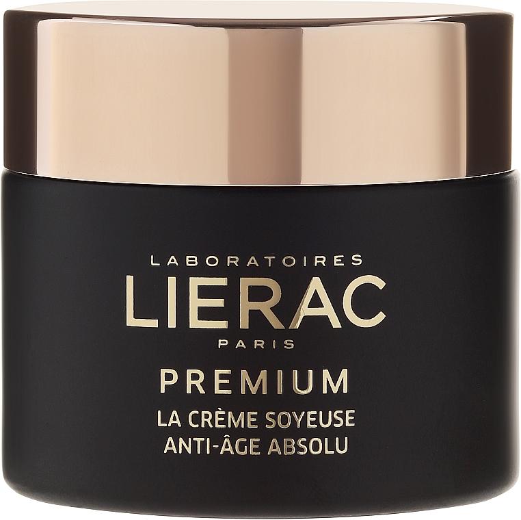Anti-Aging seidige Gesichtscreme - Lierac Premium la Creme Soyeuse Texture — Bild N2