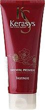 Düfte, Parfümerie und Kosmetik Haarmaske mit Kameliensamenöl, orientalische Essenz und Protein - KeraSys Oriental Premium Treatment