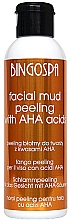 Düfte, Parfümerie und Kosmetik Schlammpeeling für das Gesicht mit Fruchtsäuren - BingoSpa Peeling Pond With Fruit Acids