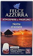 Düfte, Parfümerie und Kosmetik Elektrische Diffusor Summer Night - Felce Azzurra Summer Night