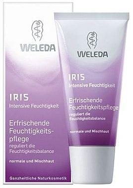 Feuchtigkeitsspendende Gesichtscreme mit Iris - Weleda Hydrating Day Cream Iris — Bild N4
