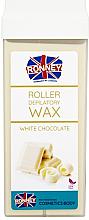 """Düfte, Parfümerie und Kosmetik Enthaarungswachs """"Weiße Schokolade"""" - Ronney Wax Cartridge White Chocolate"""