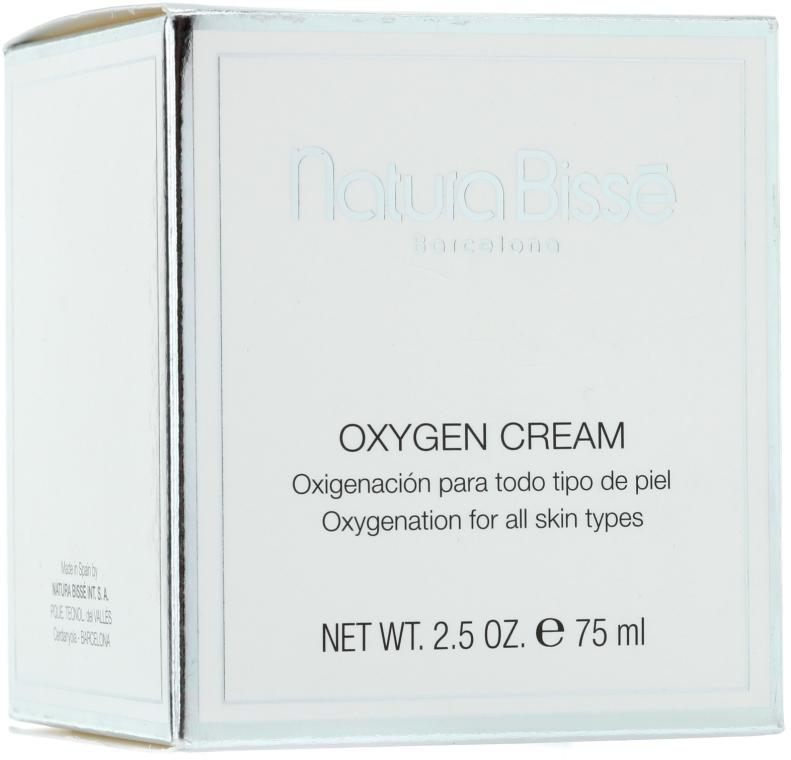 Revitalisierende und reinigende Gesichtscreme mit aktivem Sauerstoff - Natura Bisse Oxygen Cream — Bild N2