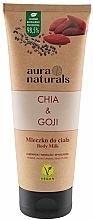 Düfte, Parfümerie und Kosmetik Körpermilch mit Chia und Goji - Aura Naturals Chia & Goji Body Milk