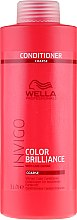 Haarspülung für coloriertes Haar - Wella Professionals Invigo Colour Brilliance Coarse Conditioner — Bild N3
