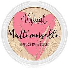 Düfte, Parfümerie und Kosmetik Mattierendes Gesichtspuder - Virtual Mattemoiselle Flawless Matte Powder