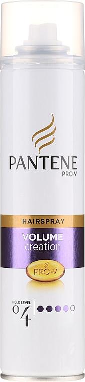 "Haarspray ""Volume Creation"" Extra starker Halt - Pantene Pro-V Volume Creation Hair Spray — Bild N1"