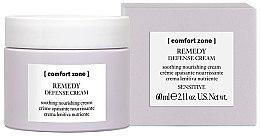 Düfte, Parfümerie und Kosmetik Schützende nährende und beruhigende Gesichtscreme - Comfort Zone Remedy Defense Cream