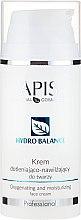 Düfte, Parfümerie und Kosmetik Intensive feuchtigkeitsspendende Gesichtscreme - APIS Professional Hydro Balance Oxygenating And Moisturizing Face Cream