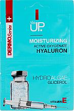 Düfte, Parfümerie und Kosmetik Feuchtigkeitsspendende Gesichtsmaske mit Hyaluronsäure, Algen und Vitamin E - Verona Laboratories DermoSerier Skin Up Face Mask