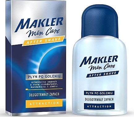 After Shave Lotion - Makler Attraction After Shave — Bild N1