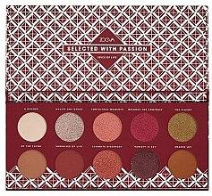 Düfte, Parfümerie und Kosmetik Lidschattenpalette - Zoeva Spice Of Life Eyeshadow Palette