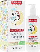 Düfte, Parfümerie und Kosmetik Präbiotische Körperlotion für Kinder - Fisher Price Kids Care Reach Stars Body Balm