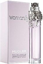 Mugler Womanity Refillable Spray - Eau de Parfum — Bild N2