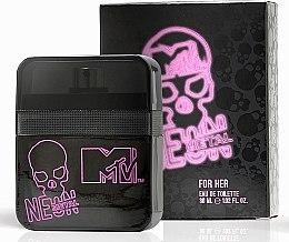 Düfte, Parfümerie und Kosmetik MTV Perfumes MTV Neon Metal - Eau de Toilette