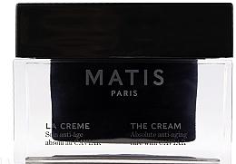 Düfte, Parfümerie und Kosmetik Anti-Aging Tagescreme mit Kaviarextrakt - Matis Reponse Caviar The Cream