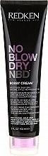 Düfte, Parfümerie und Kosmetik Stylingcreme für widerspenstiges und dickes Haar - Redken No Blow Dry Bossy Cream