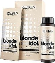 Düfte, Parfümerie und Kosmetik Haaraufhellungs-Set - Redken Blonde Idol Blue Oil Lightening Systems
