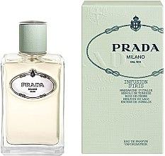 Düfte, Parfümerie und Kosmetik Prada Infusion dIris / Prada Milano - Eau de Parfum (mini)