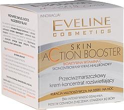Düfte, Parfümerie und Kosmetik Straffende und regenerierende Gesichtscreme-Maske mit Hyaluronsäure und Vitamin C - Eveline Cosmetics Expert C