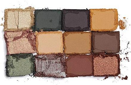 Lidschattenpalette - NYX Professional Makeup Machinist Shadow Palette Grind — Bild N3
