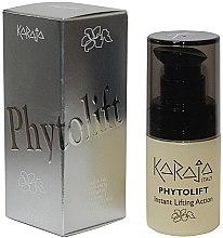 Düfte, Parfümerie und Kosmetik Anti-Aging Gesichtsserum mit Lifting-Effekt - Karaja Instant Phytolift Serum