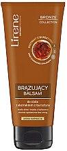 Düfte, Parfümerie und Kosmetik Bronzierende Körperlotion mit Bernsteinextrakt für helle Haut - Lirene Bronze Collection Bronzing Body Balm