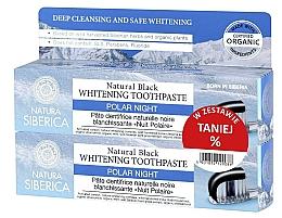 Düfte, Parfümerie und Kosmetik Zahnpflegeset - Natura Siberica Polar Night (Zahnpasta 2x100g)