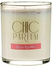 Düfte, Parfümerie und Kosmetik Duftkerze Rosa Assoluta - Chic Parfum Rosa Assoluta Candle