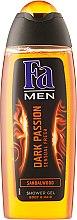 Düfte, Parfümerie und Kosmetik Duschgel - Fa Men Dark Passion Shower Gel