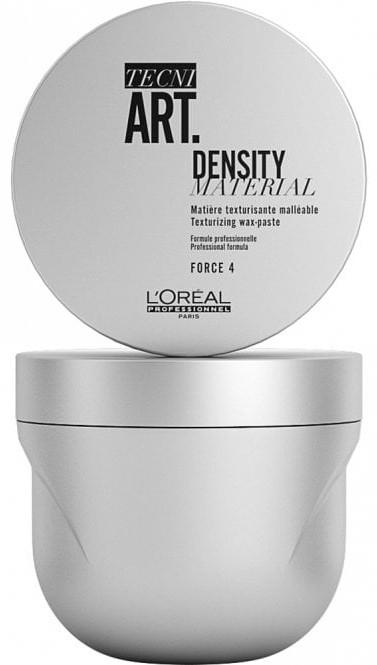 Wachs-Paste für Textur und Styling von kurzem Haar - L'Oreal Professionnel Tecni.Art Density Material Wax-Paste — Bild N1