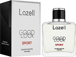 Düfte, Parfümerie und Kosmetik Lazell Good Look Sport For Men EDT - Eau de Toilette