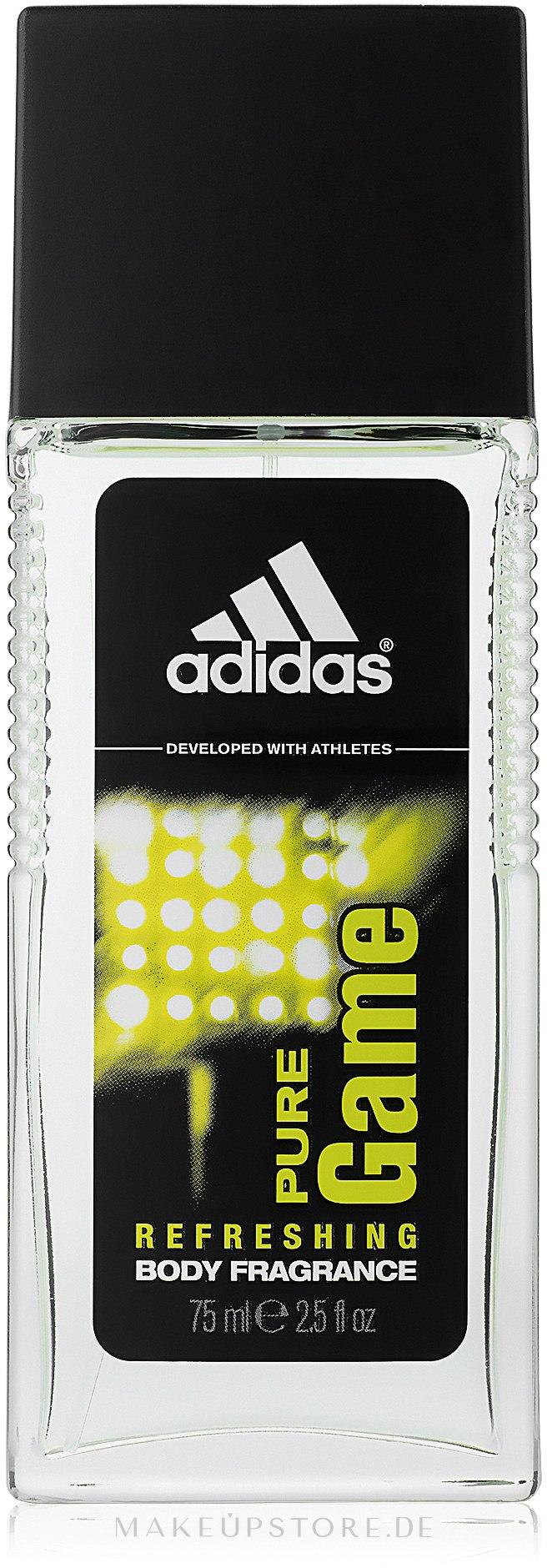 Adidas Pure Game - Eau de Cologne — Bild 75 ml