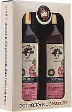 Düfte, Parfümerie und Kosmetik Haarpflegeset - Mrs. Potter's Triple Flower (Shampoo 390ml + Haarspülung 390ml)