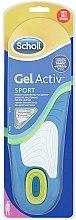 Düfte, Parfümerie und Kosmetik Gel-Einlegesohlen für Sportschuhe - Scholl Gel Activ Insole Sport Woman